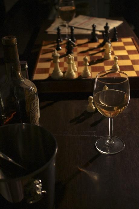 チェスもありゴシックな世界観も再現できます